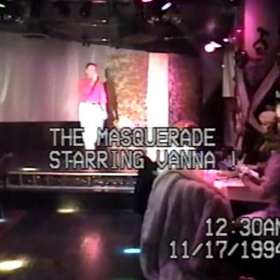 """""""The Masquerade"""" starring Vanna at Pegasus, November 17 1994"""